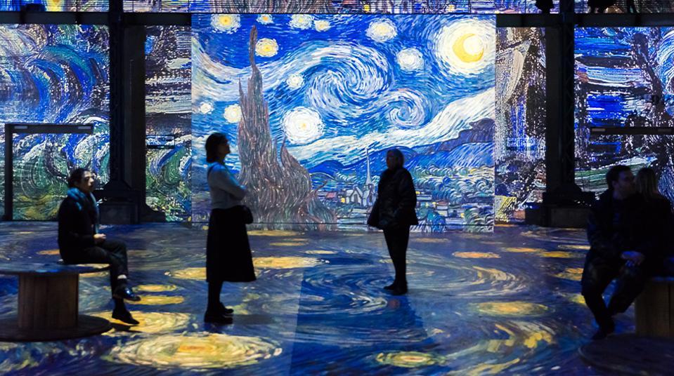 """Van Gogh: Starry Night."""