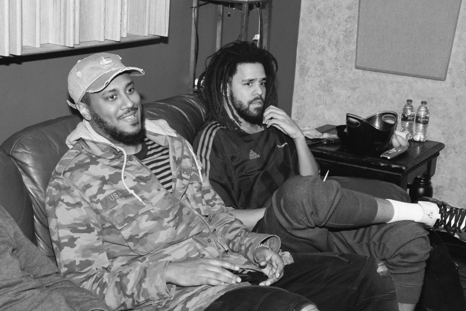 Ibrahim Hamad & J. Cole