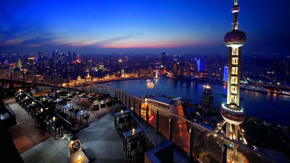 Ritz-Carlton Shanghai, Pudong