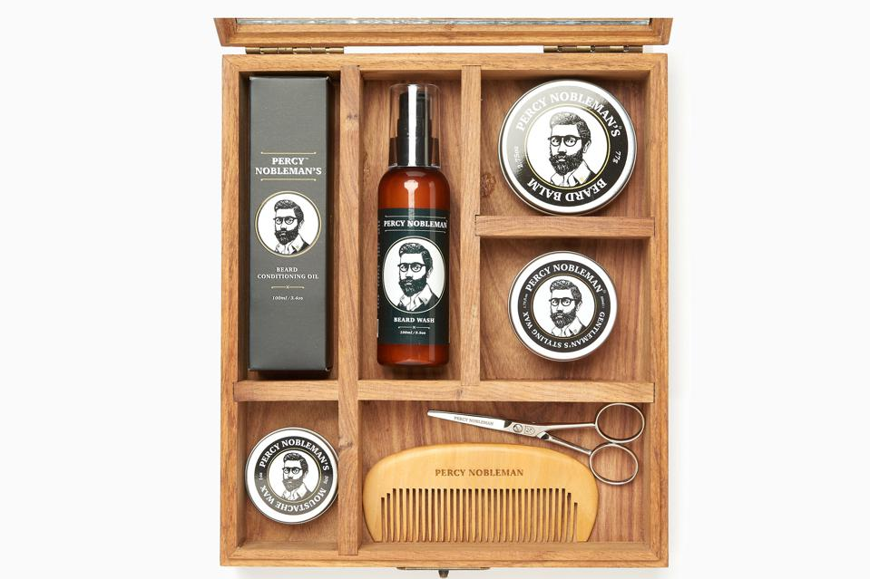Percy Nobleman's Ultimate Grooming Box