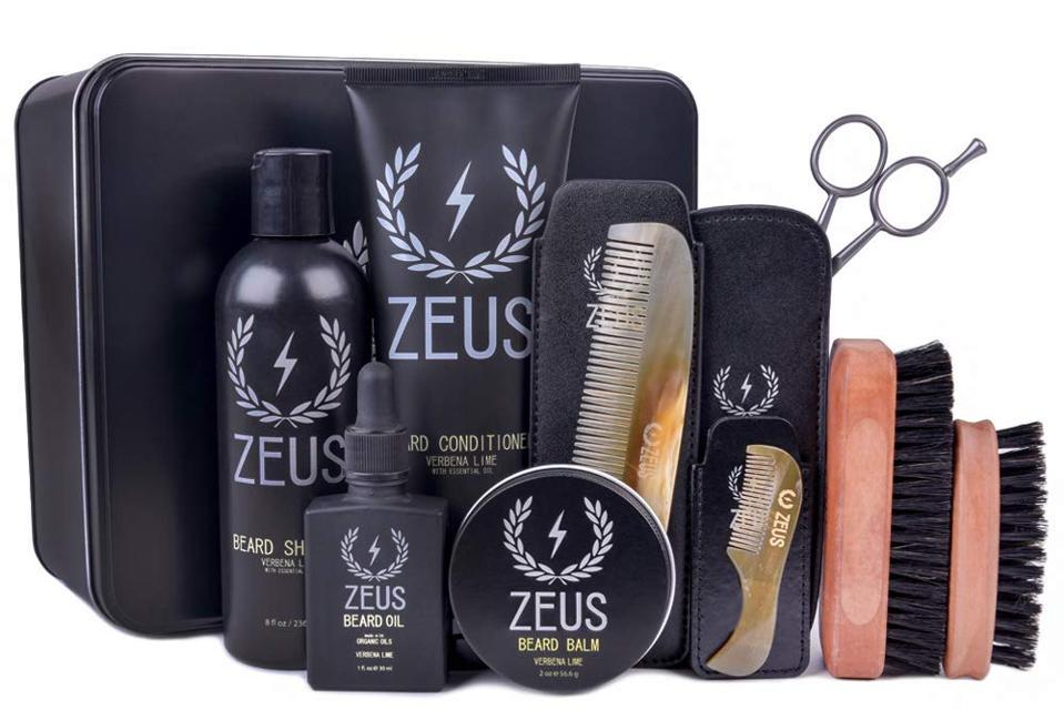 Zeus Ultimate Beard Care Kit