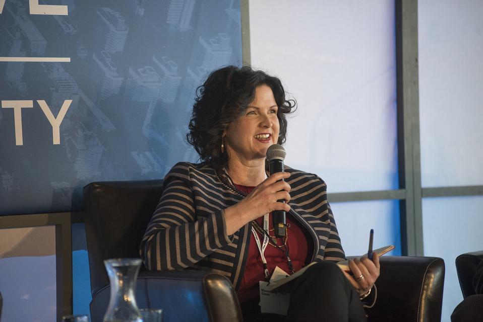 Kathy Baughman McLeod, Atlantic Council Resilience Center, C40 Cities photo
