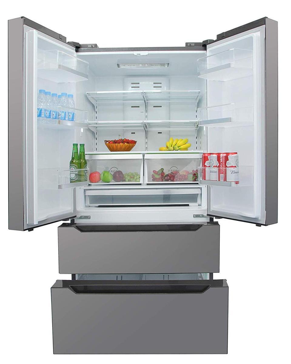Thor Kitchen 36 Inch Wide 22.5 cu.ft Stainless Steel Refrigerator