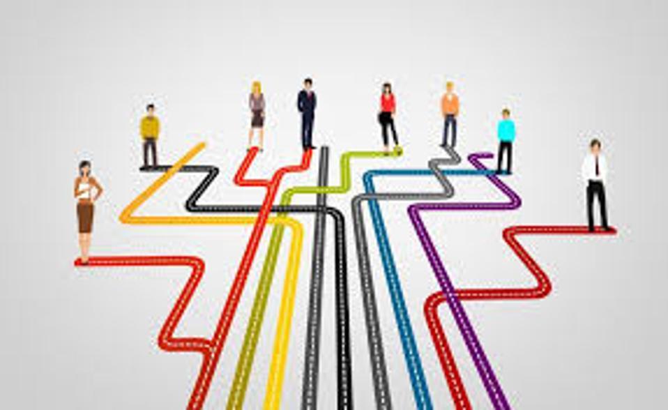 Career paths image by Freerange Stock Photos