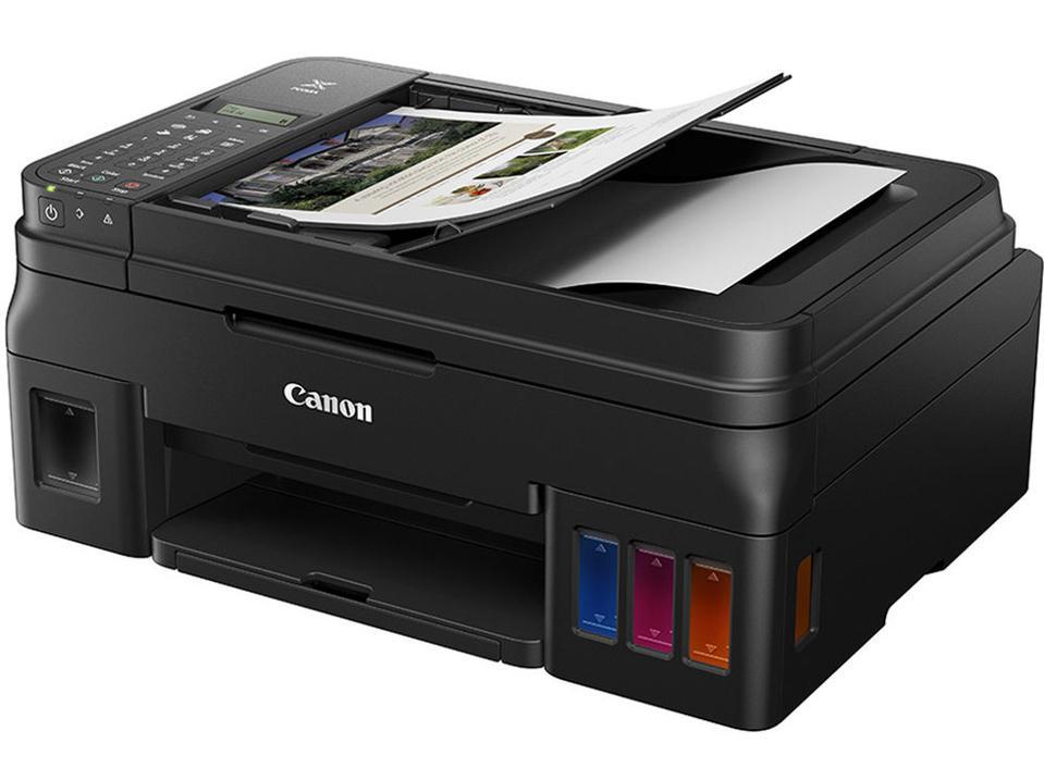 Printer Review: HP Color LaserJet Pro vs. Canon Pixma G4210
