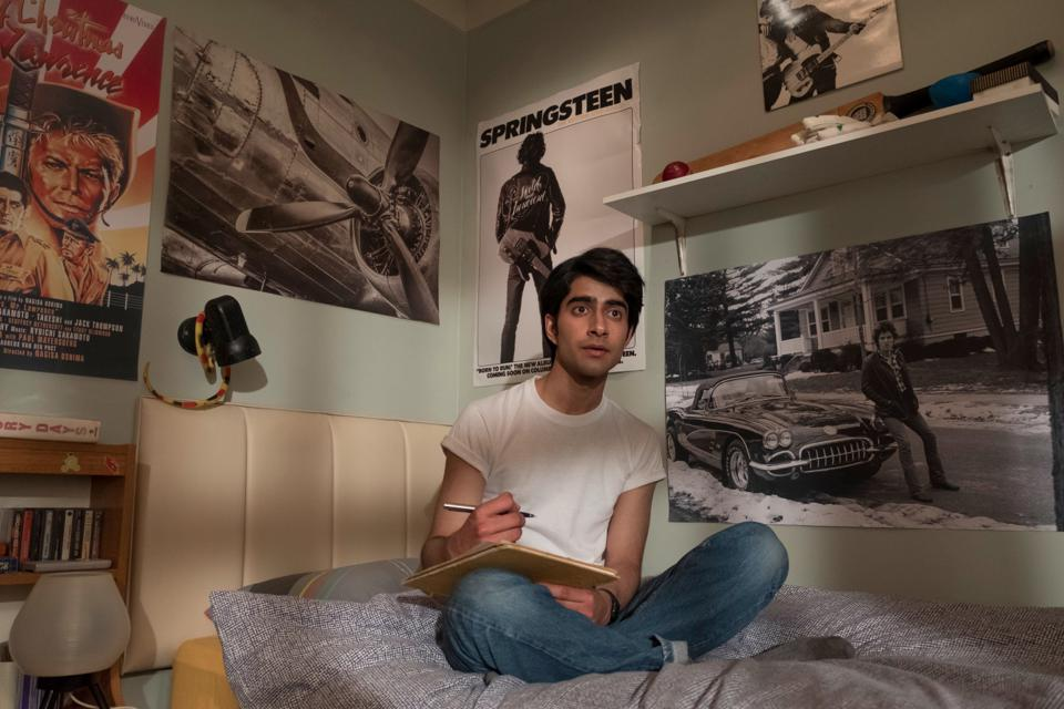 VIVEIK KALRA as Javed in New Line Cinema's drama, BLINDED BY THE LIGHT, a Warner Bros. Pictures release. © 2019 WARNER BROS. ENTERTAINMENT INC.