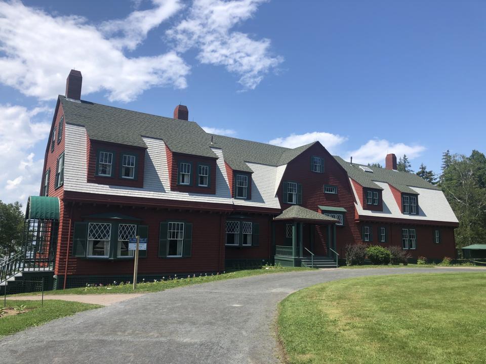Roosevelt Summer House on Campobello Island