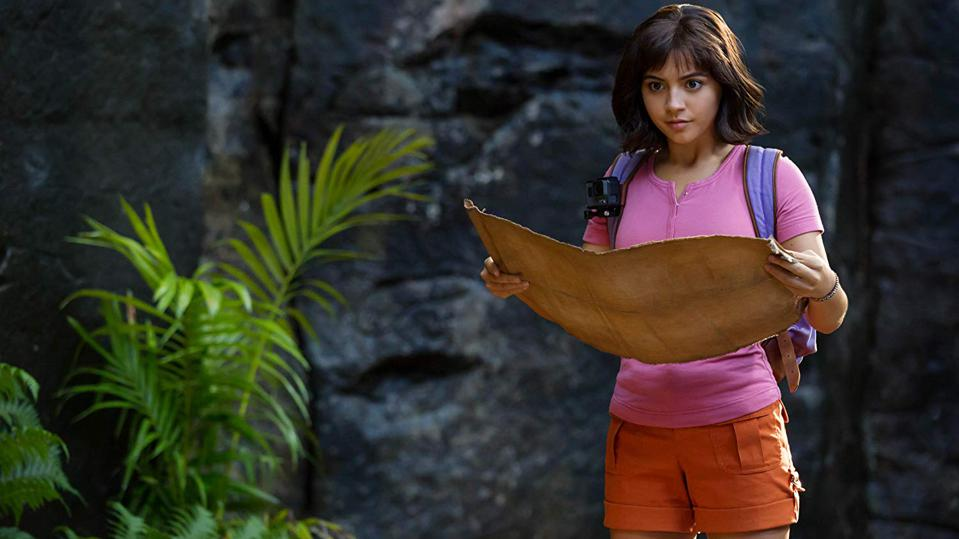 Isabela Moner in 'Dora and the Lost City of Gold'