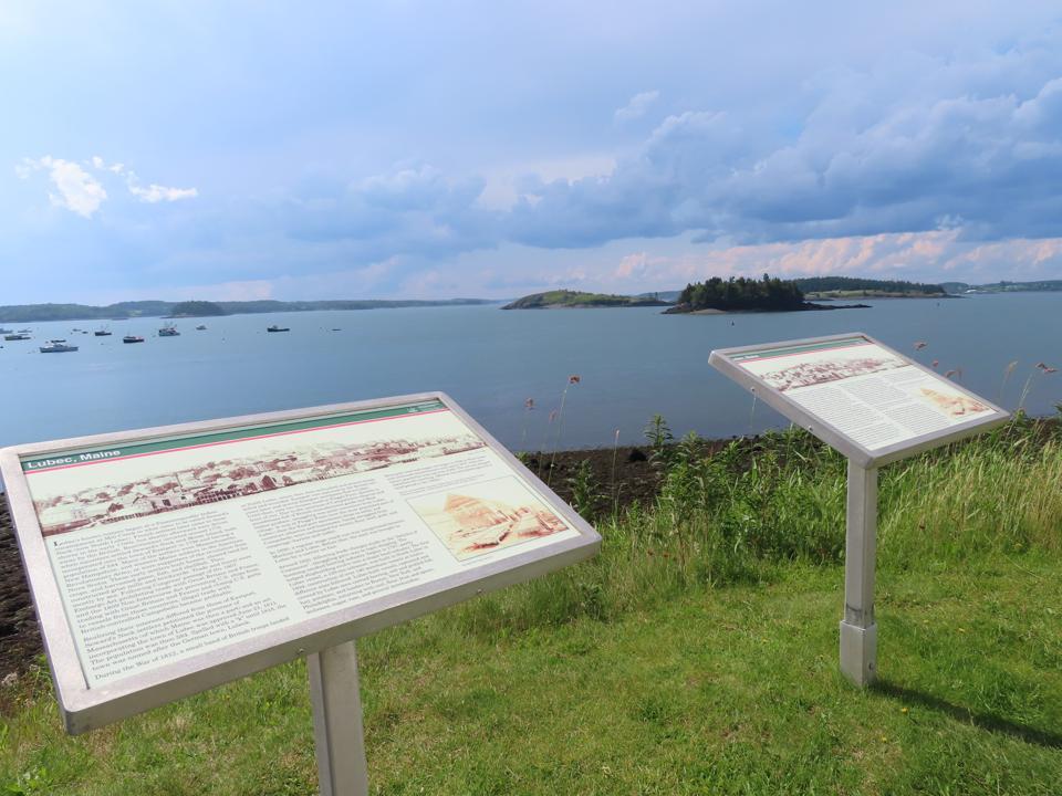 Views from Campobello Island