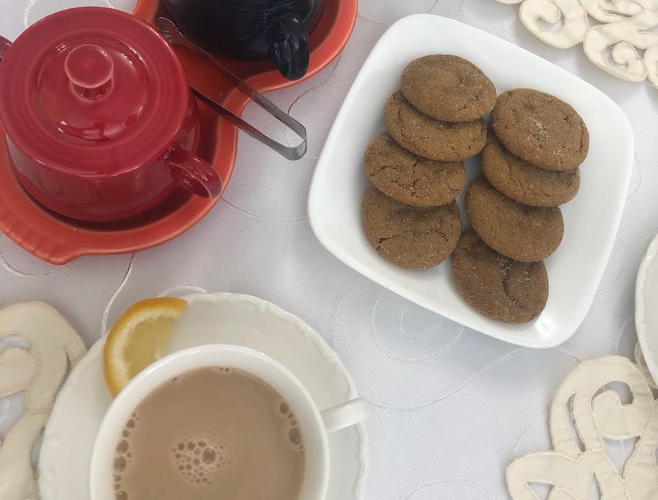 Tea with Eleanor