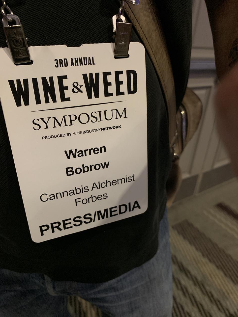 WB at Wine & Weed