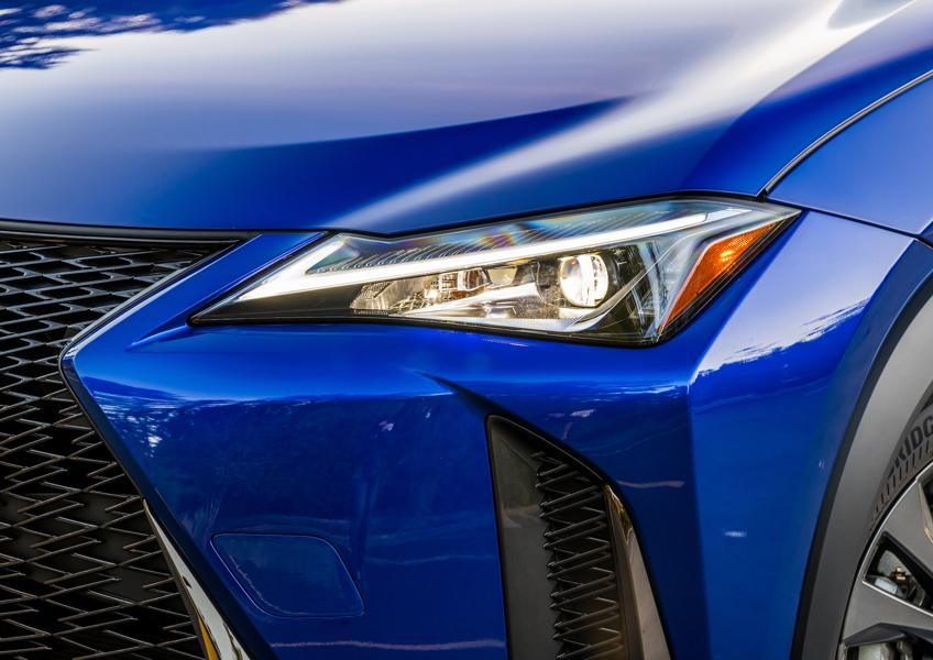 2019 Lexus UX 200 F Sport Review: A Week In Search Of Authenticity
