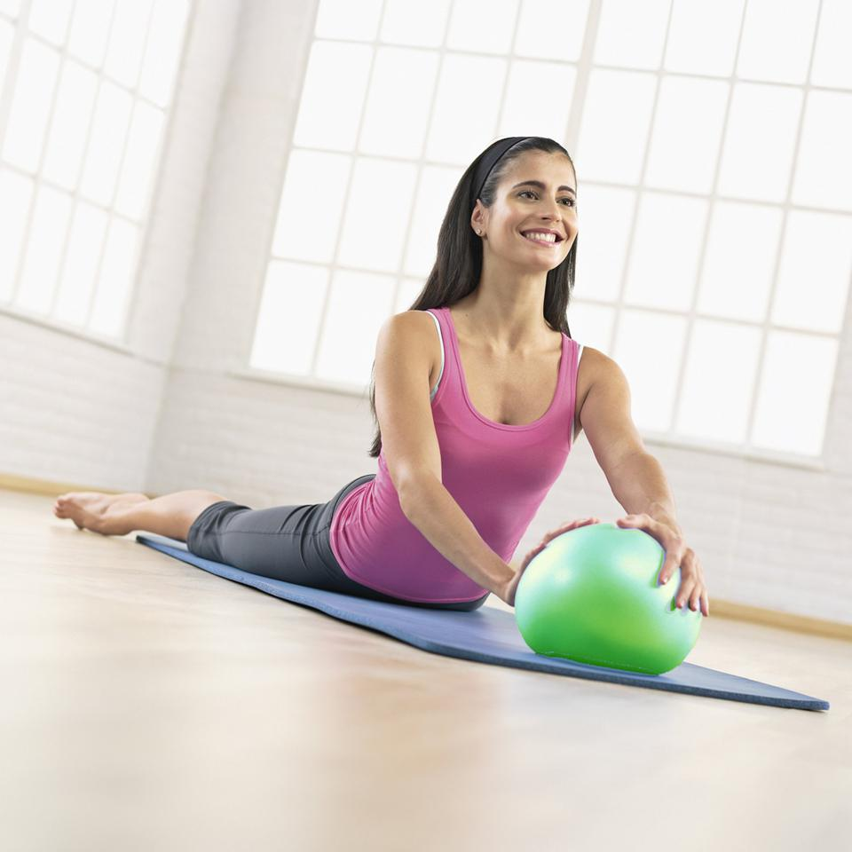 Mini Stability Ball from STOTT PILATES