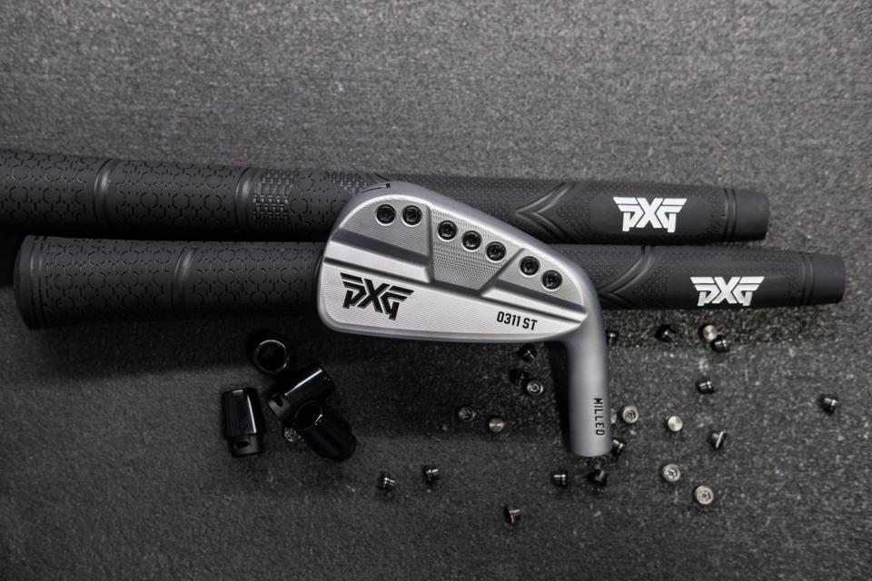 PXG's 0311 ST irons