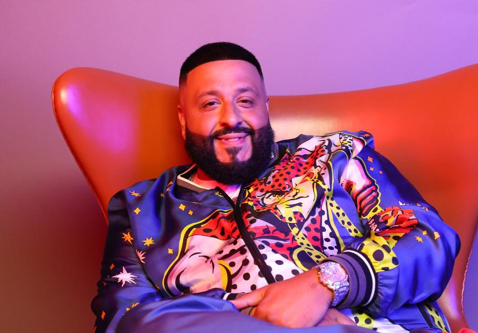 DJ Khaled's new album features Beyonce, Jay-Z, Nipsey Hussle and Cardi B.