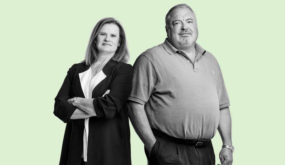 Robyn and Mark Jones now own a stake in Goosehead Insurance worth $1 billion.