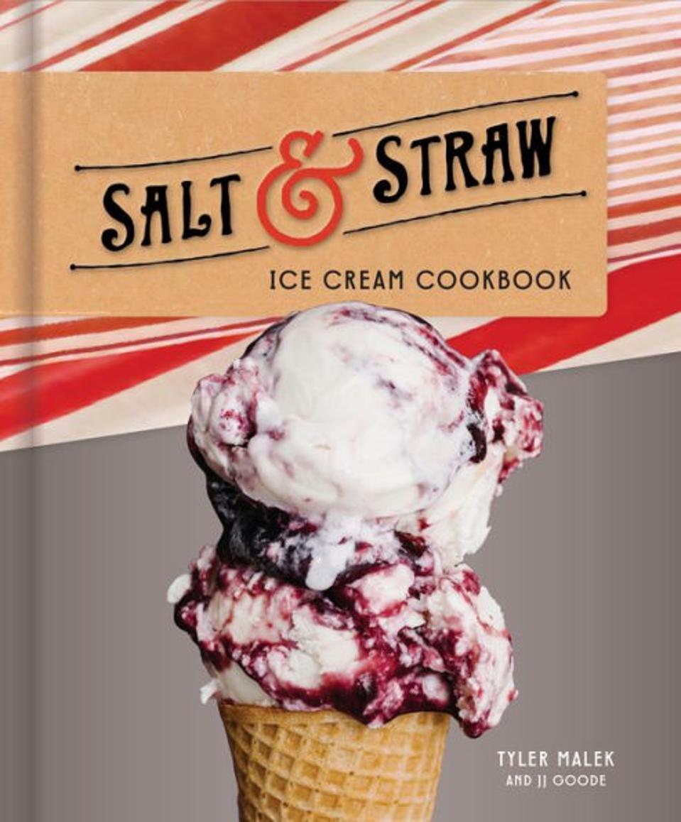 Salt & Straw cookbook