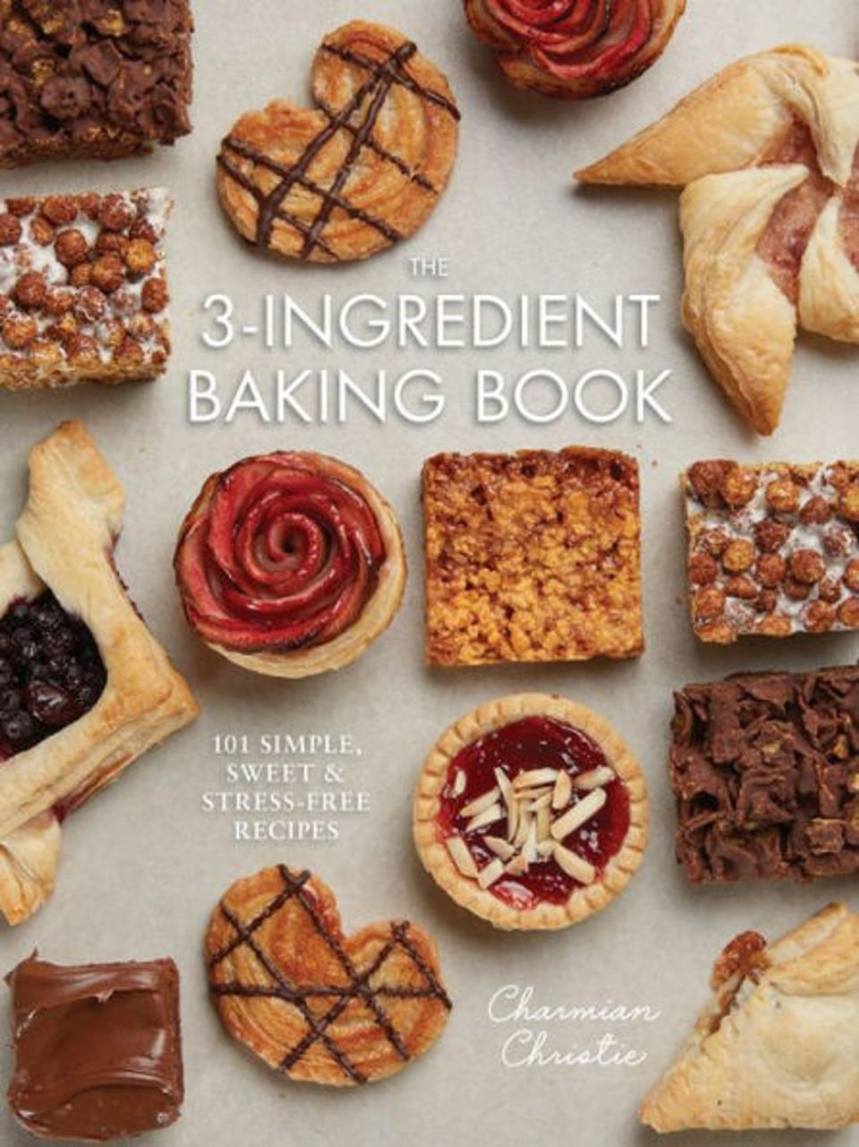 3-Ingredient Baking Book
