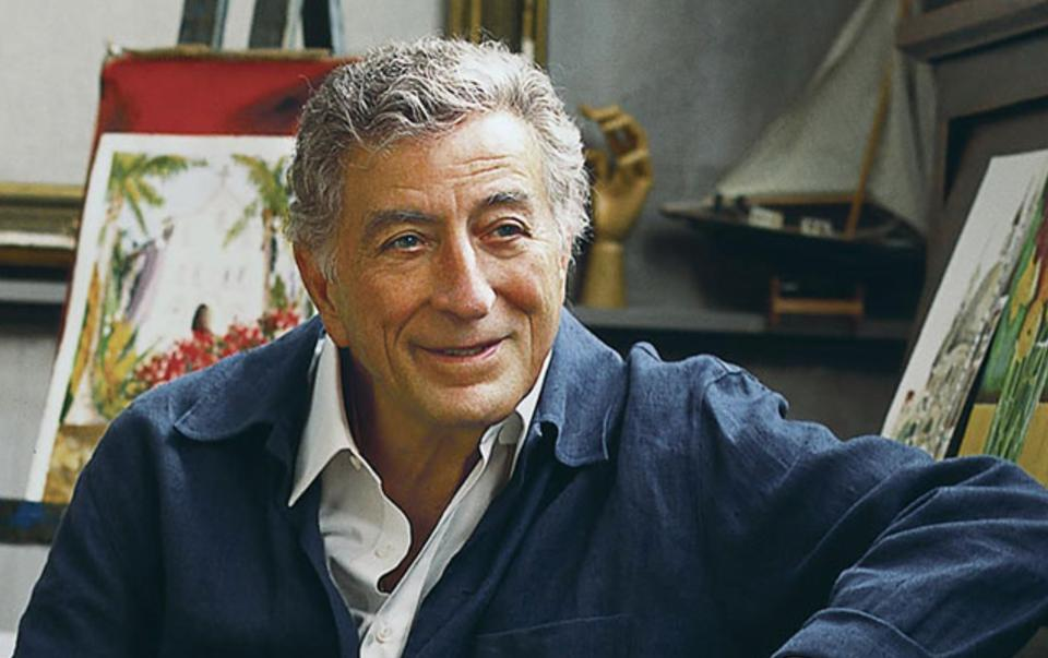 Tony Bennett comes to Seattle