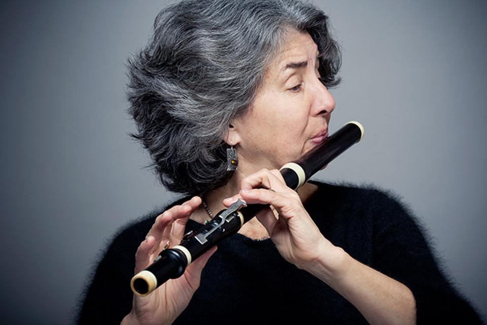 Janet See, Flutist (photo credit: Janet See)