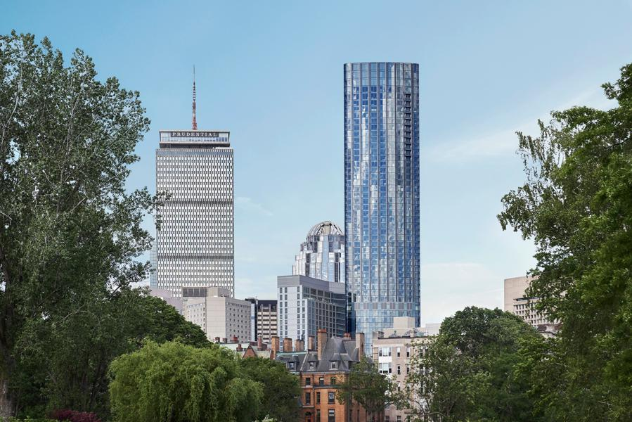 In Boston, One Dalton Street Elevates The Four Seasons Experience For A Younger Generation