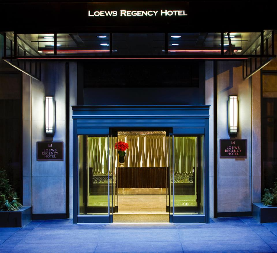 7 Loews Regency New York Exterior_ Kuvaluotto Loews Regency NY