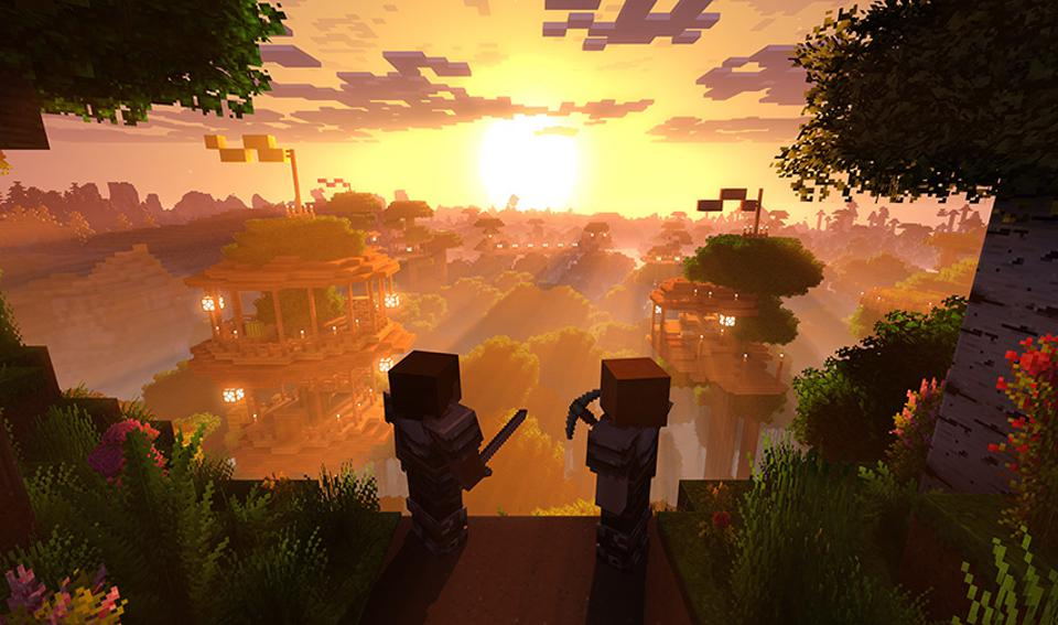 Minecraft' Super Duper Graphics Pack Cancelled After Years