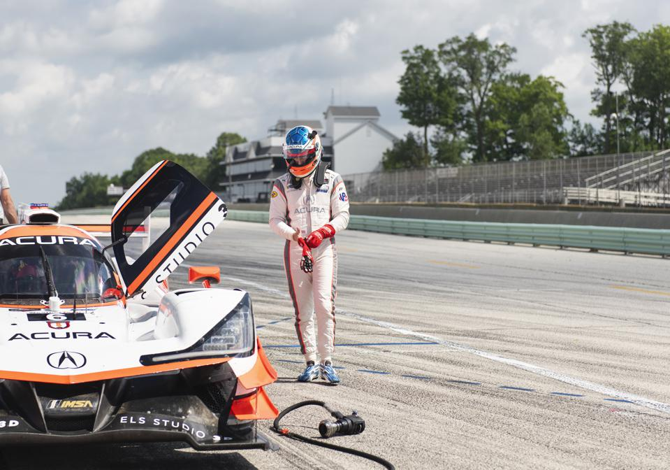 Team Penske - Race car driver