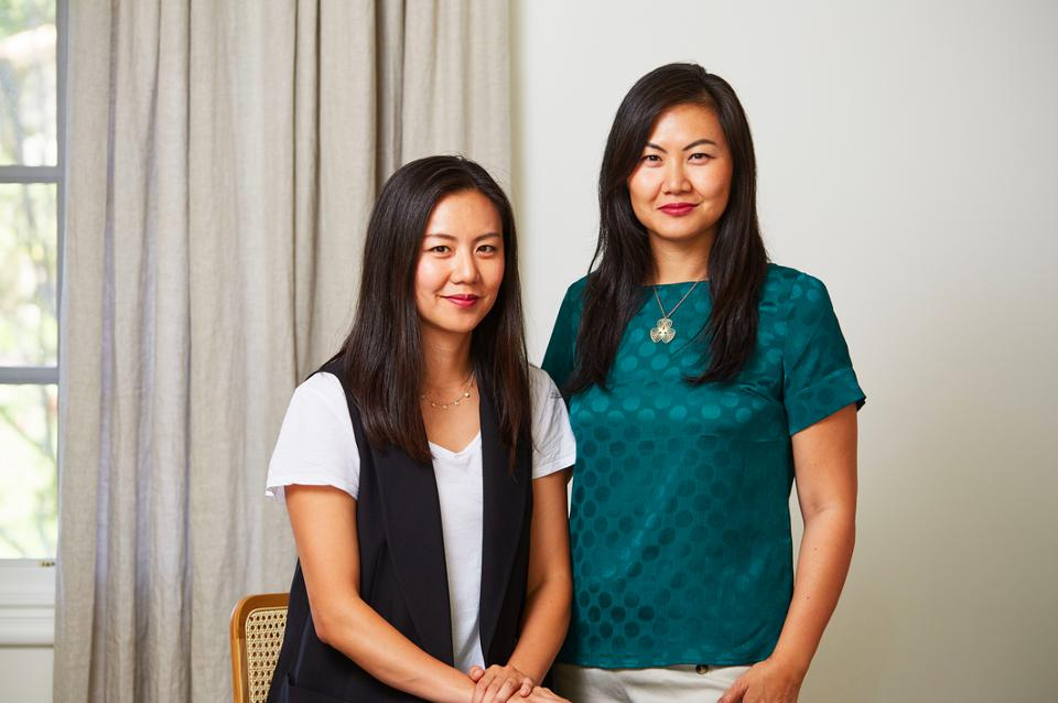 Michelle Cho and Grace Cho, Co-Founders of Gladeo