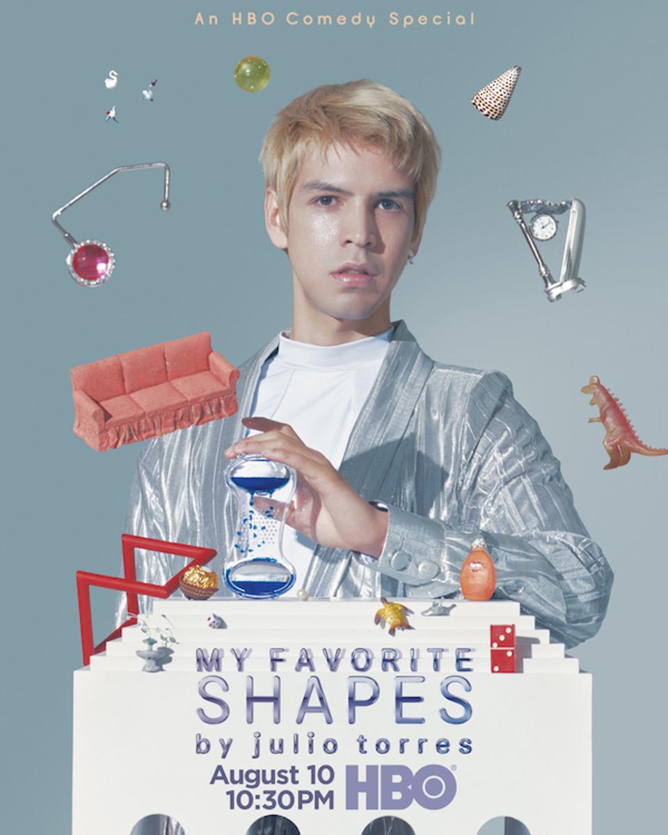 Julio Torres, 'MyFavorite Shapes'