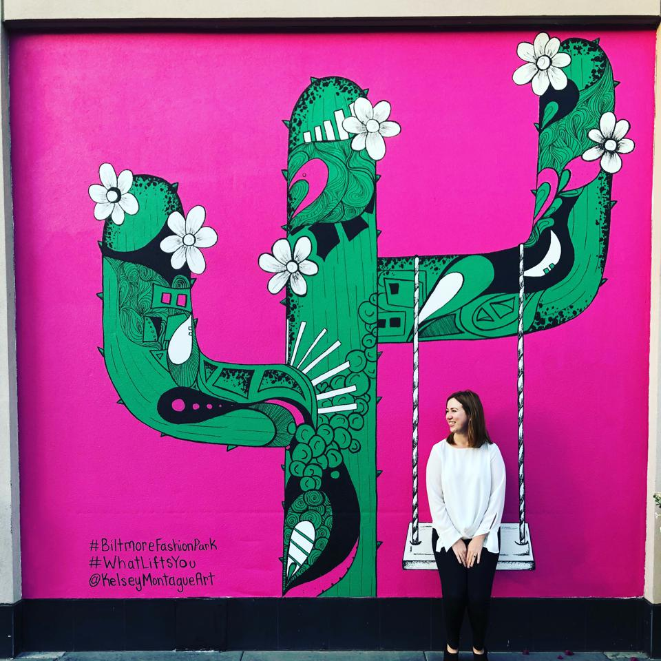 10 Unforgettable Murals: See Kelsey Montague's Bigger-Than-Life Artwork Throughout The US