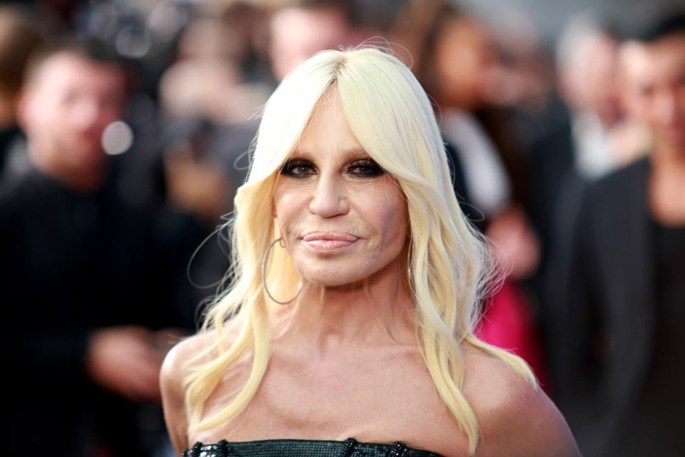 Donatella Versace apologized for shirts implying Hong Kong & Macau aren't Chinese regions