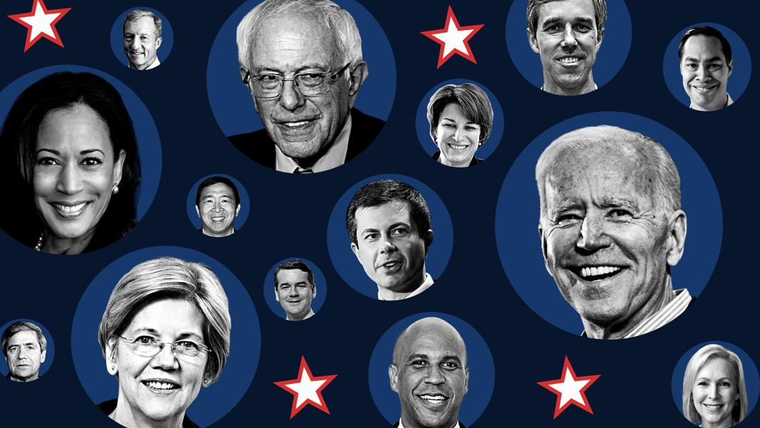 Here's The Net Worth Of Every 2020 Presidential Candidate