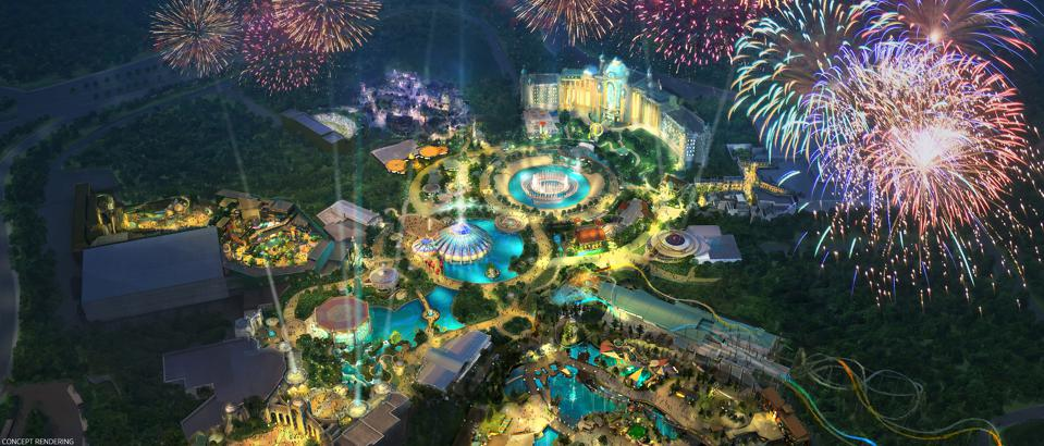 Out of this world: Universal's Epic Universe is coming to Orlando