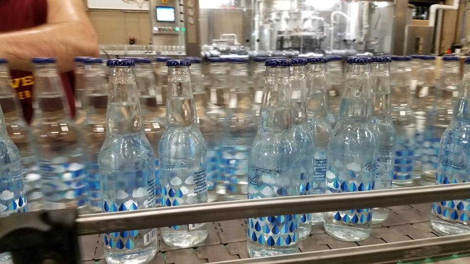 potable water, fresh water needs, bottled water, Mississippi brewery