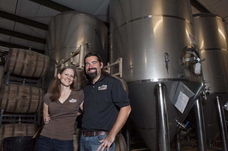 running a brewery, craft beer