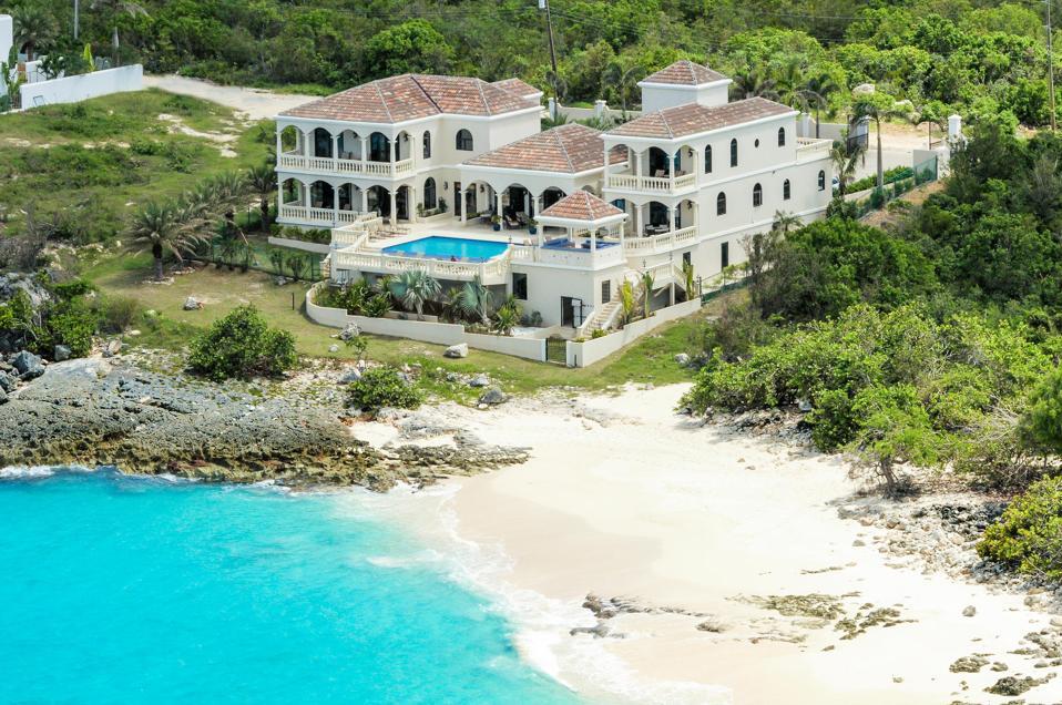 Sandcastle-Anguilla