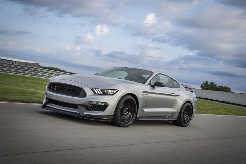 2020 Ford Mustang Shelby GT350 R