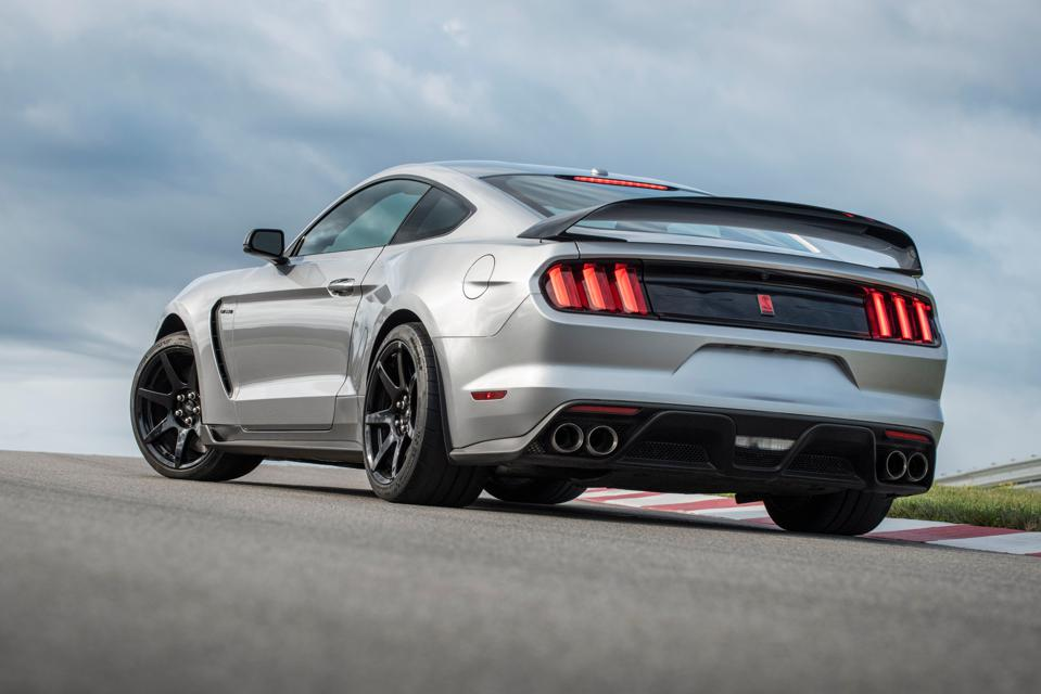 The 2020 Ford Mustang Shelby GT350R