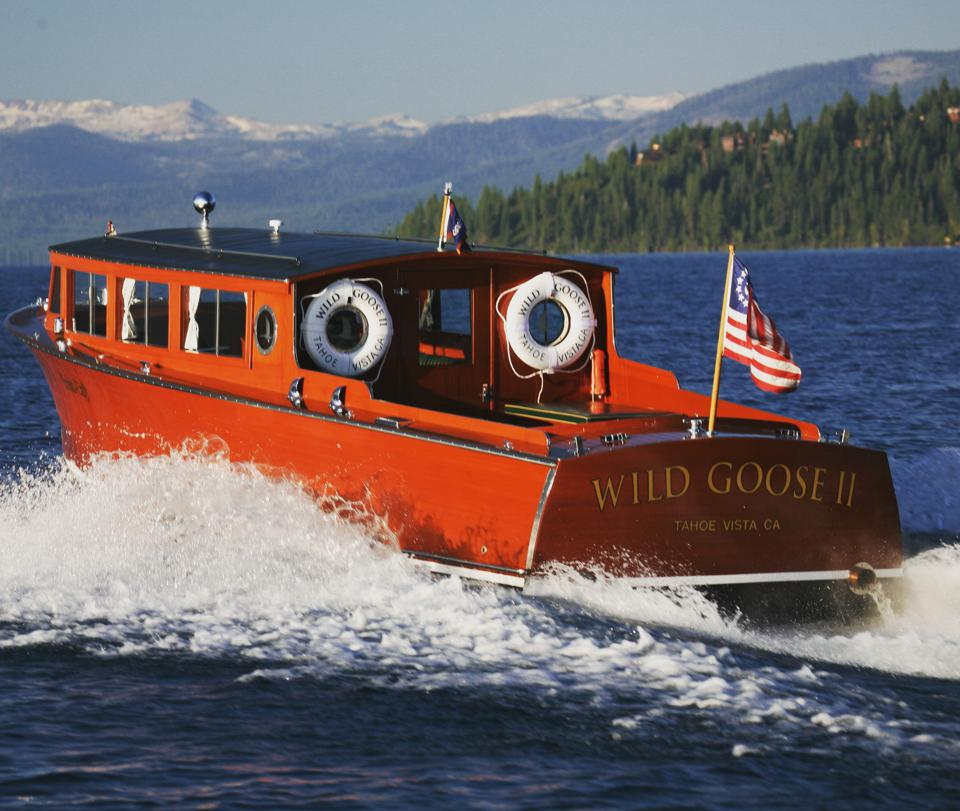 The Wooden Powerboat Building Business Is Alive And Well