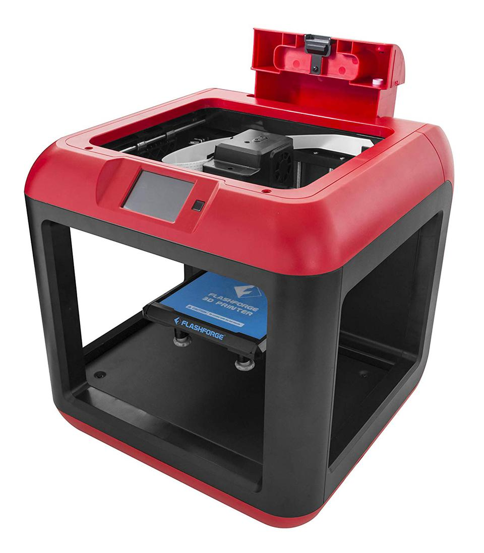 The FlashForge Finder 3D Printer - The Best 3D Printers For Kids