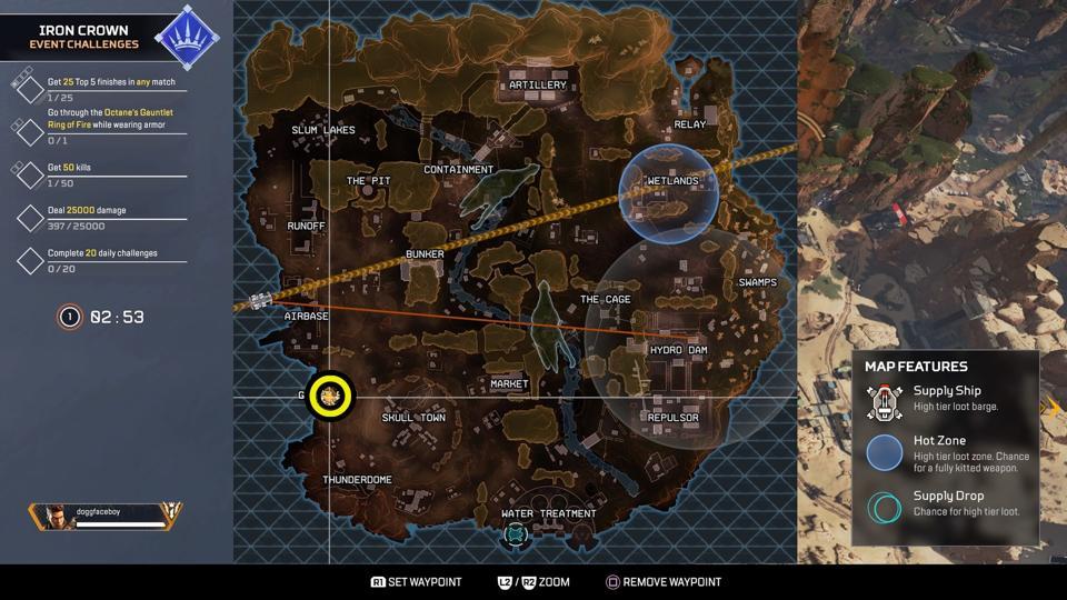 Apex Legends Guide How And Where To Go Through Octanes