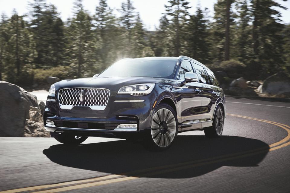 The 2020 Lincoln Aviator Hybrid Will Be More Powerful Than