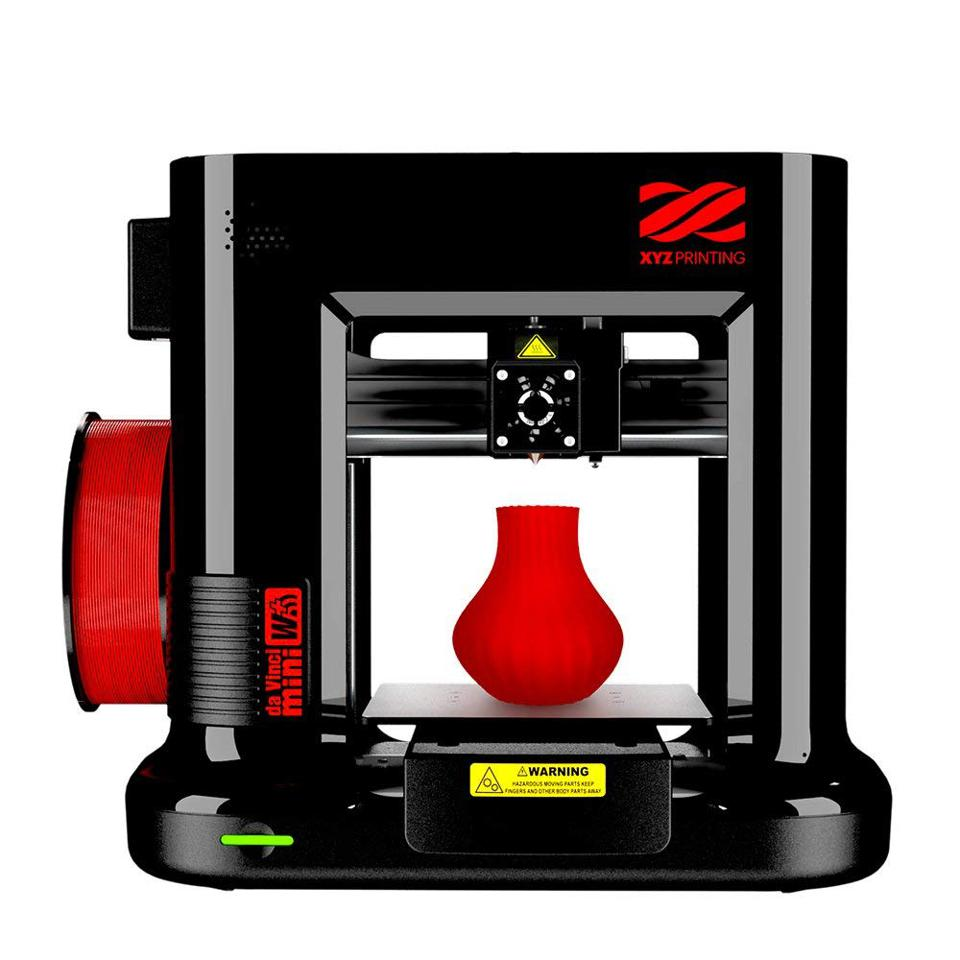The da Vinci Mini 3D Printer - The Best 3D Printers For Kids