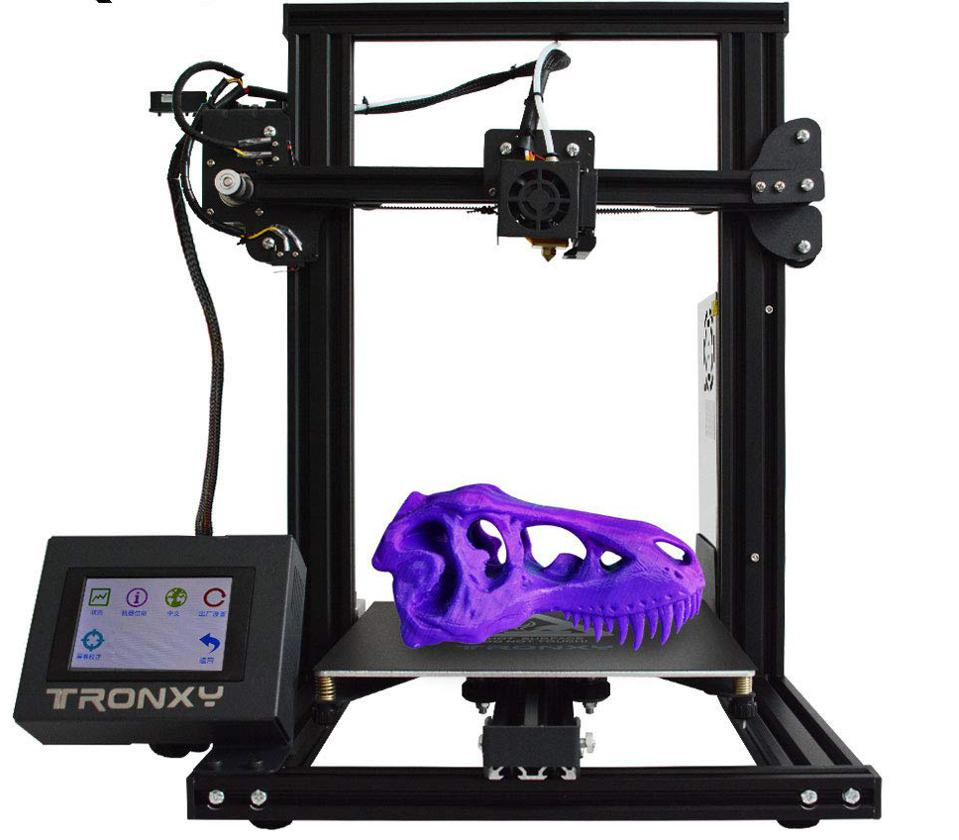 TRONXY XY-2 - The Best 3D Printers For Kids