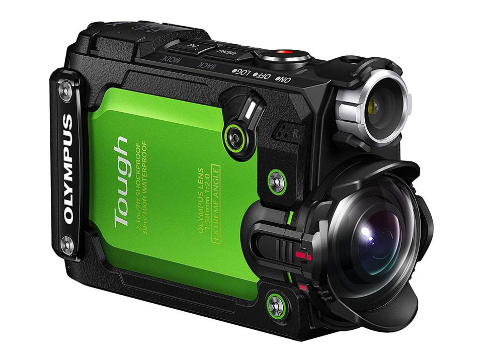 The Olympus Tough TG-Tracker - The Best Waterproof Cameras