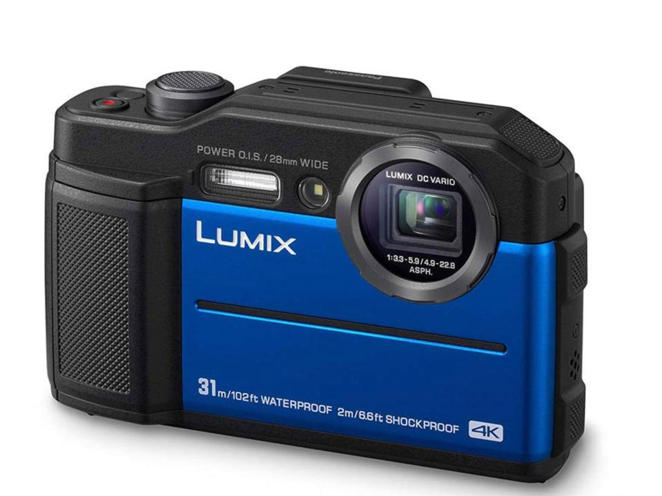 Lumix DC-TS7 The Best Waterproof Cameras