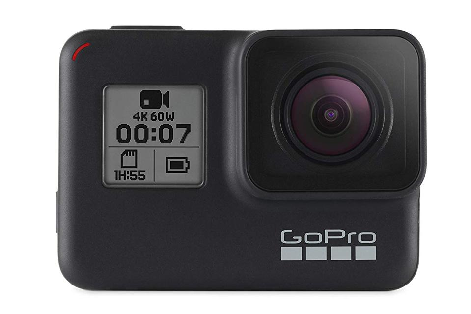 GoPro Hero 7 Black - The Best Waterproof Cameras