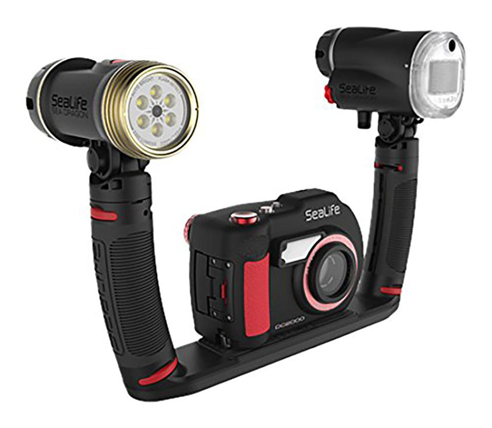 Sealife DC2000 kit - The Best Waterproof Cameras