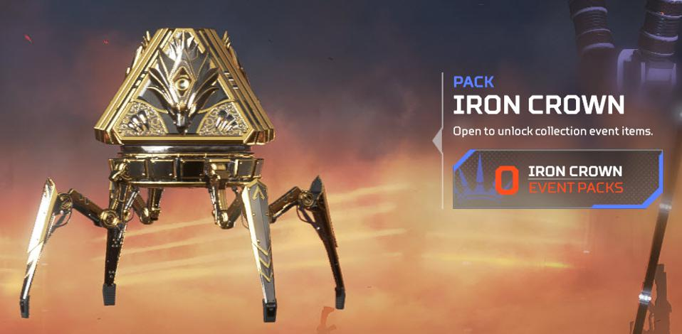 'Apex Legends' Iron Crown Loot Box Pricing Is Hilariously Out Of Touch | Forbes